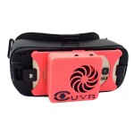 CUVR Ultimate Black Edition - Pink Color