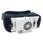 CUVR Ultimate Black Edition - White Color