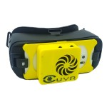 CUVR Ultimate Black Edition - Yellow Color